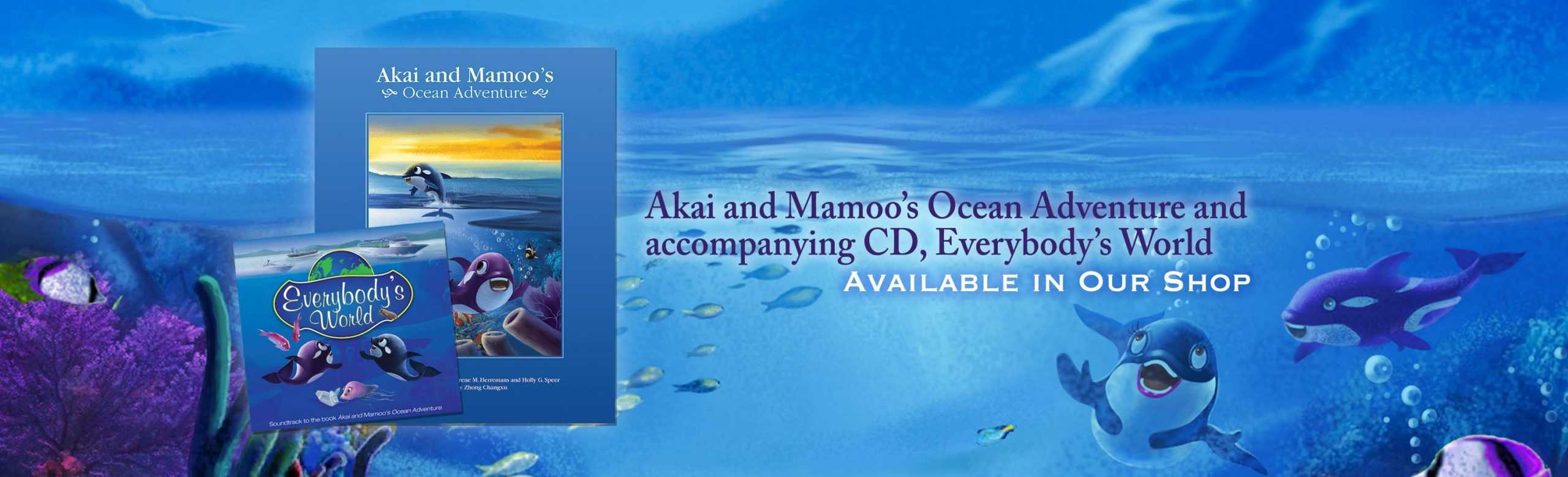 Akai and Mamoo-Book and CD available at Nature's Ride